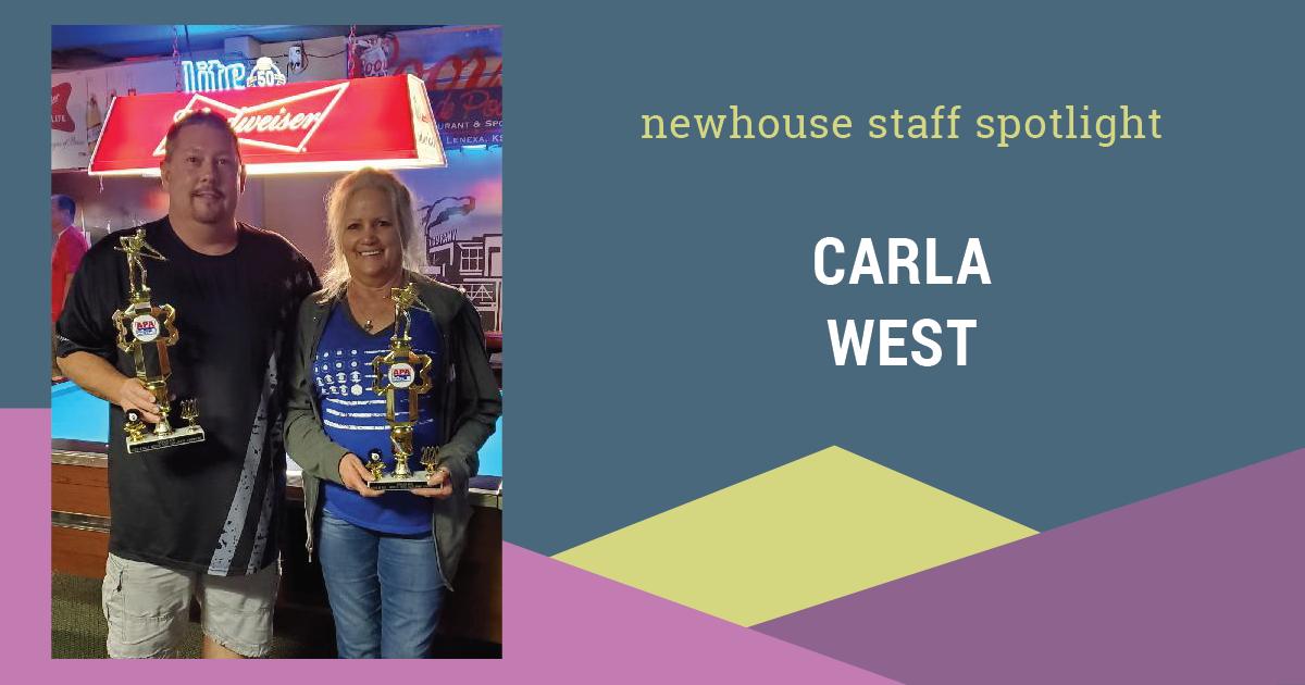 Team Spotlight: Carla W.