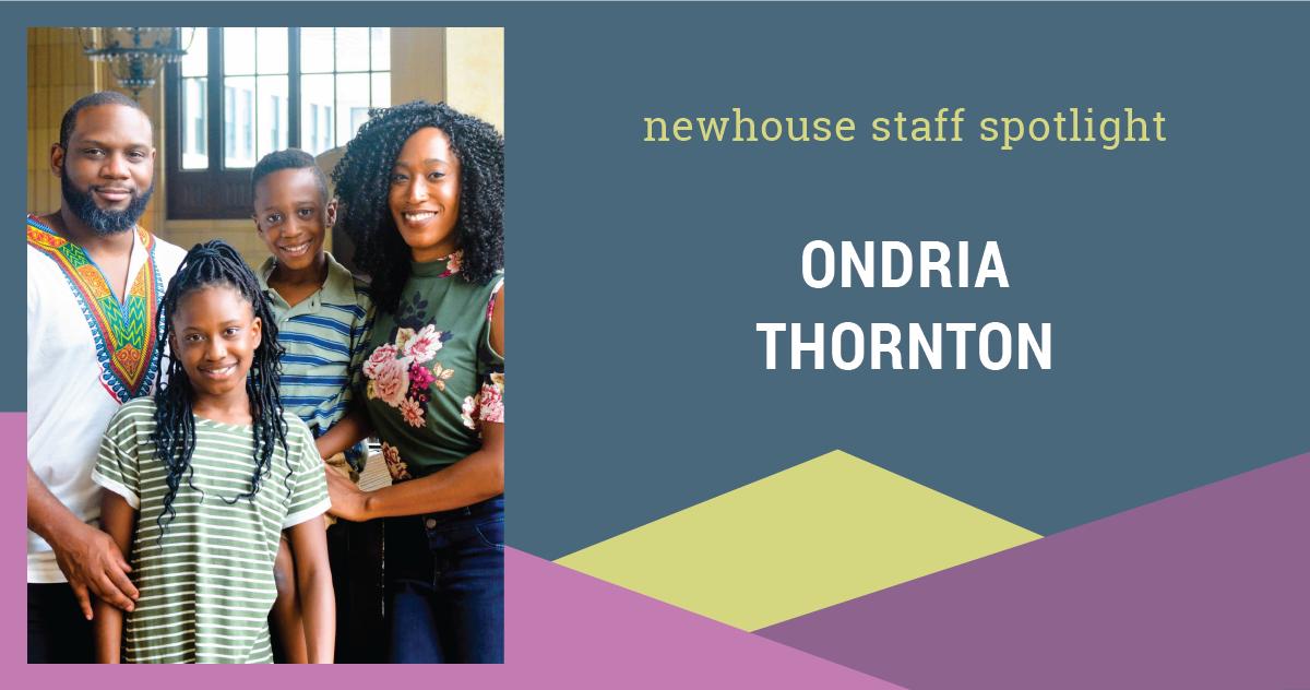 Team Spotlight: Ondria T.
