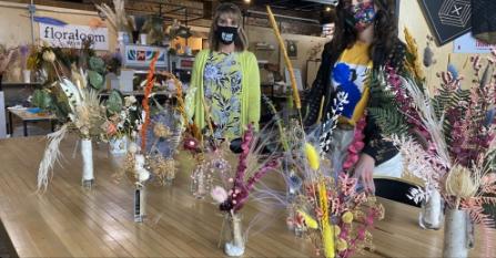 Floraloom Studio helping women grow from their trauma