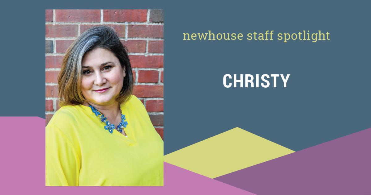 Team Spotlight: Christy