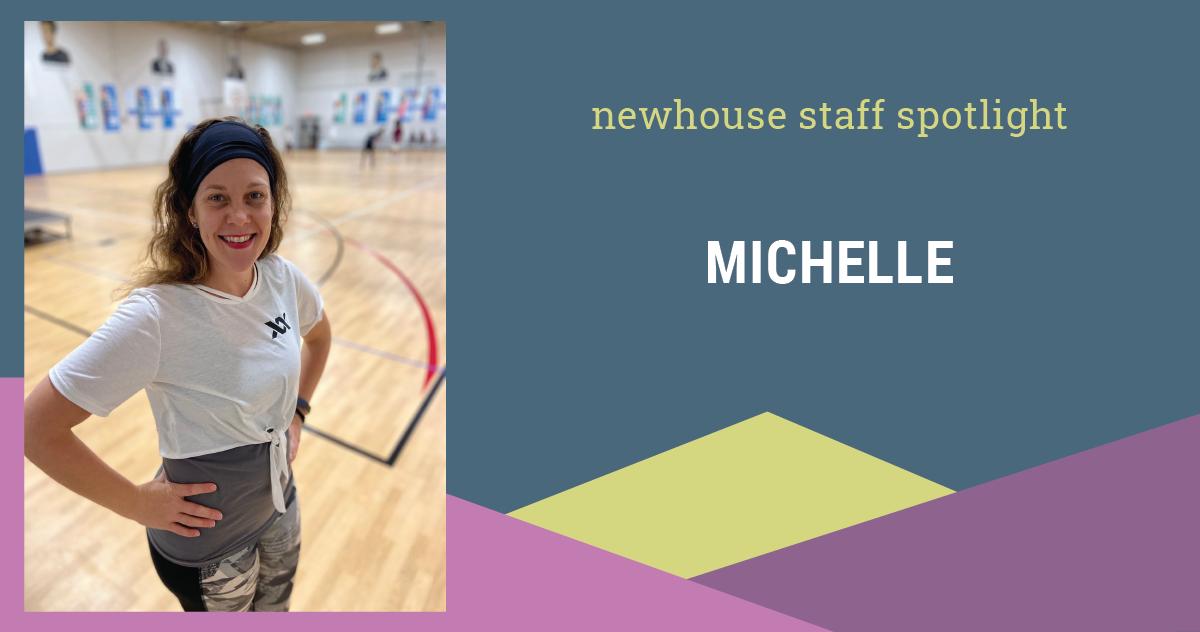 Team Spotlight: Michelle