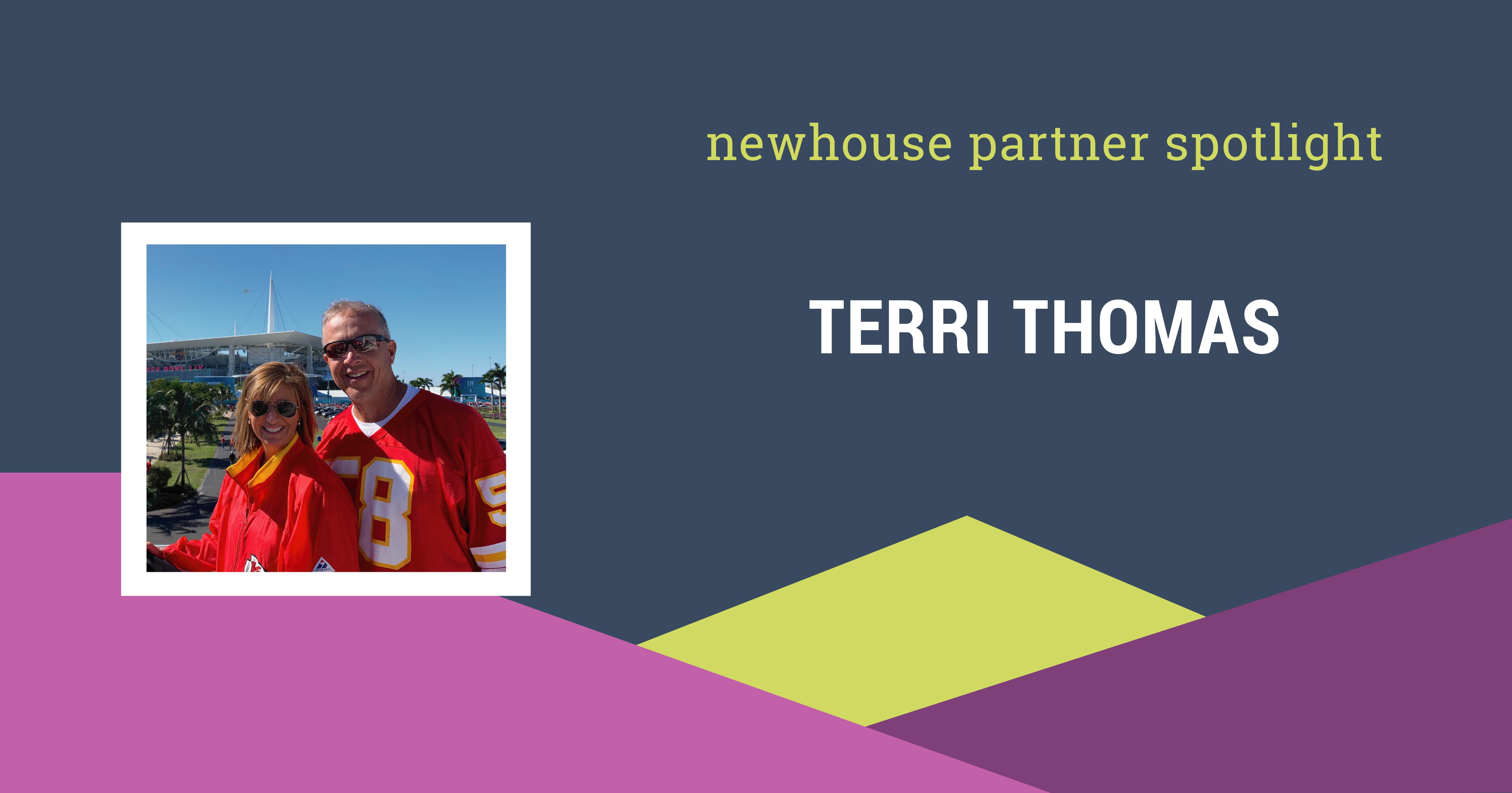 Partner Spotlight: Meet Terri Thomas